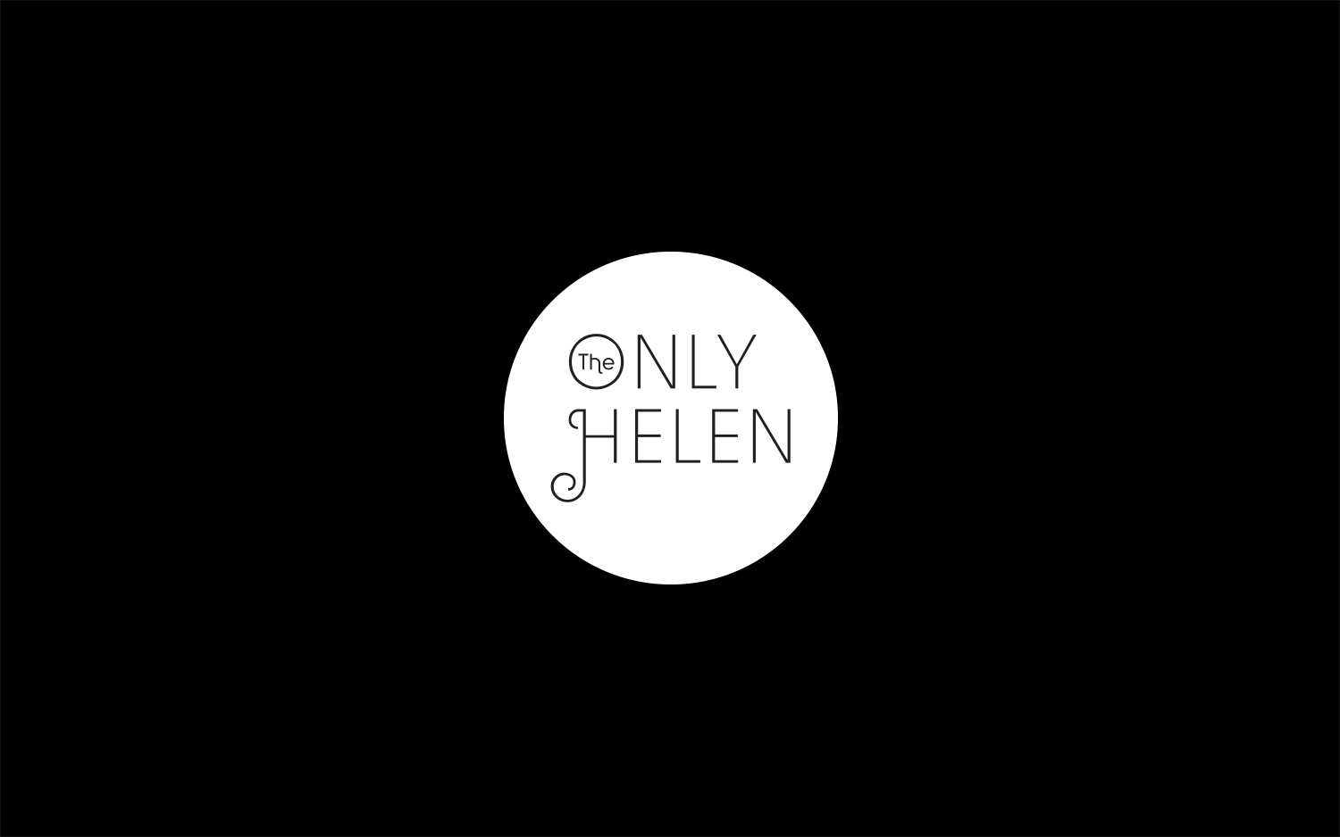 logo The Only Helen