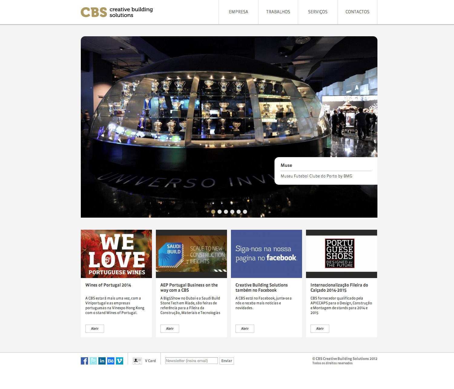 CBS - Creative Building Solutions